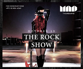 MAD on Yas Island presents The Rock Show