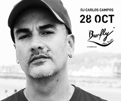 International Buddha-Bar DJ Tour with Carlos Campos