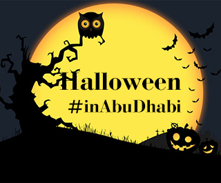all Halloween events in Abu Dhabi